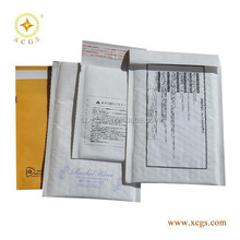 Full Recyclable Kraft bubble bags,kraft posting bag, Friendly kraft air envelope
