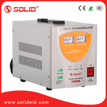 Solid electric avr 1500w stabilizer with surge protection