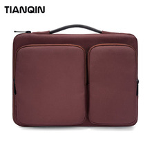 Spill-Resistant Protective Laptop Sleeve Briefcase For 13 - 13.3 Inch Notebook Bag