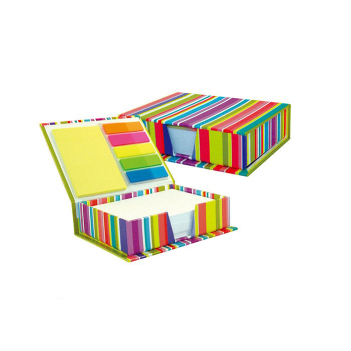 Promotional Die Cut Cheap Custom Sticky Note Pad / Cute Sticky Notes