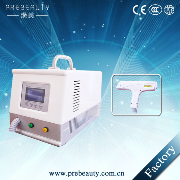 High technical q switch nd yag laser tattoo removal machine