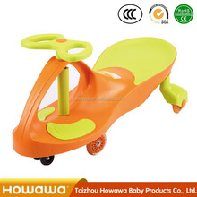 Hot sales EN71 approved children swing car