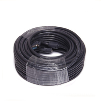 High speed 30m black 3+6 VGA to VGA cable male to male for projector