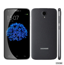 Doogee Y100 Plus 5.5 Inch HD Android 5.1 MTK6735 Quad Core Smartphone,2G RAM 16G ROM 13.0MP Camera 4G FDD-LTE 3000mAh Cell Phone