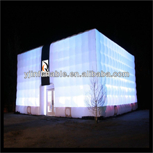 2013 hot sale inflatable led tent for parties