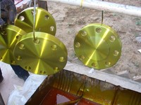 Butterfly valve tapped flanges taper flange table
