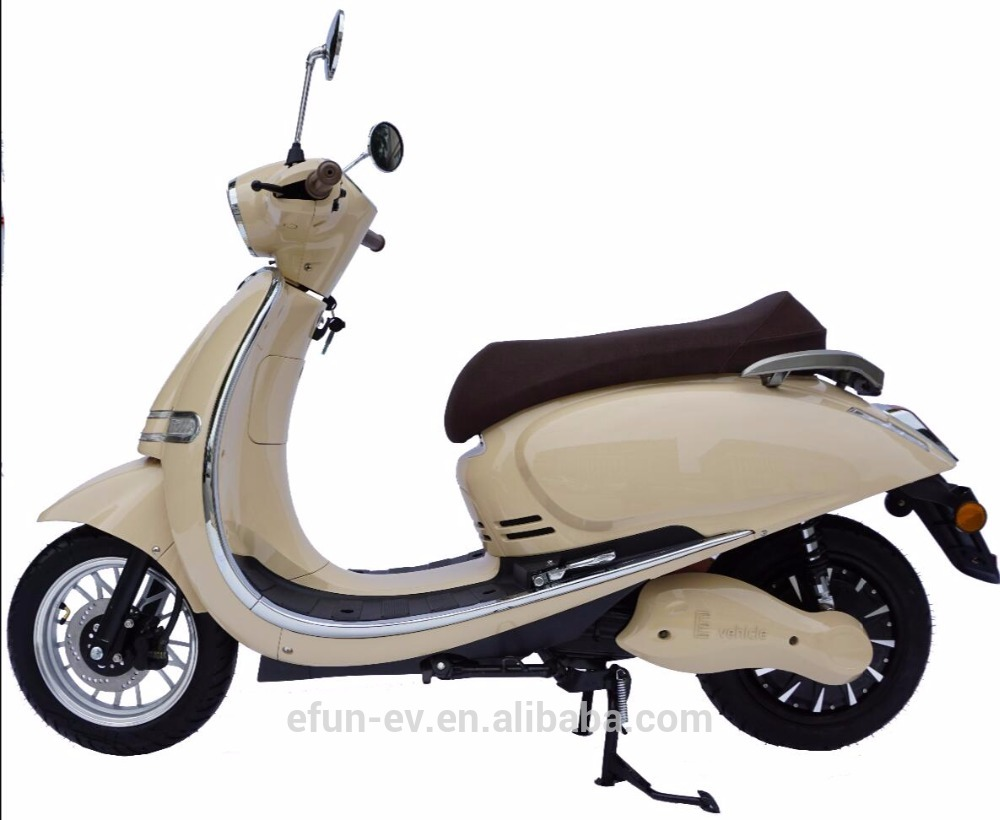 Vespa 5000w Pusa Electric Scooter Speed Up To 90km/h - Buy Scooter ...