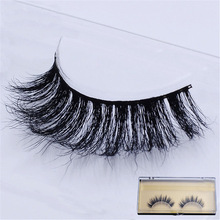 Horse Hair False Eyelashes Thick Eyelashes Natural Soft Beauty Makeup Fake Eye Lashes Hot Sale