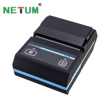 China Hohe Qualität 58mm Bewegliche Mini Drahtlose Thermobondrucker <span class=keywords><strong>Bluetooth</strong></span> für Android IOS Windows