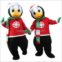 HI CE wholesale high quality used penguin mascot costume for sale