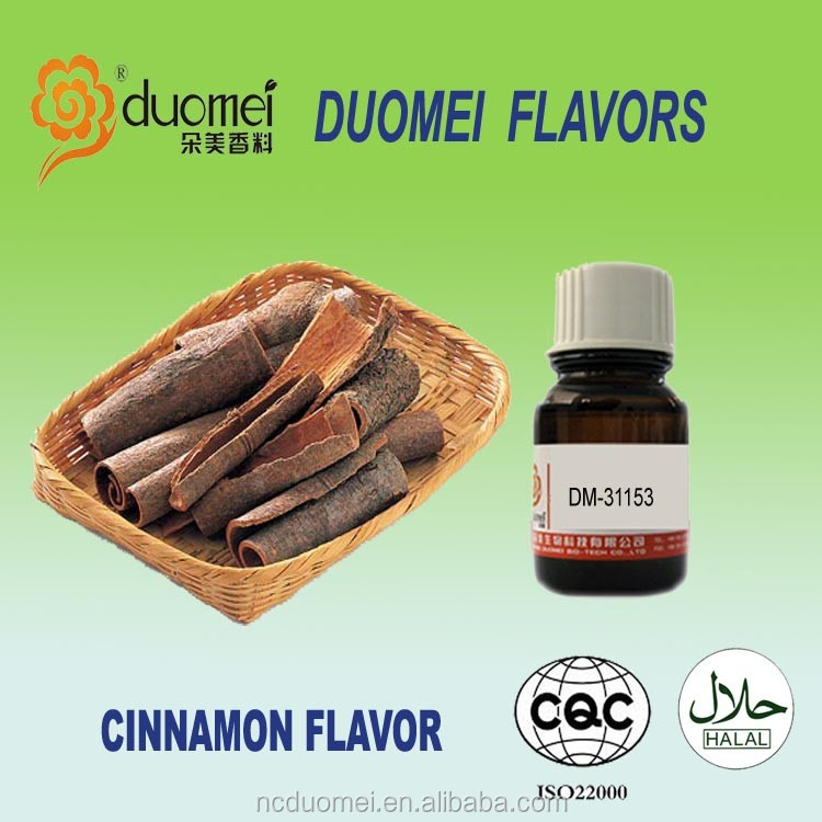 Cinnamon fragrance oil based flavor artificial food grade flavor