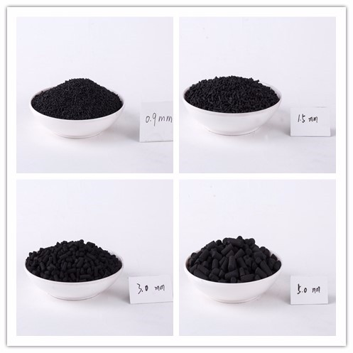 Factory offer coconut shell or wood sawdust activated charcoal for industrail water treatment