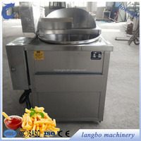 Thickening of Energy - Saving Frying Pan Fried Chicken Row Commercial Large - Capacity Frying Machine