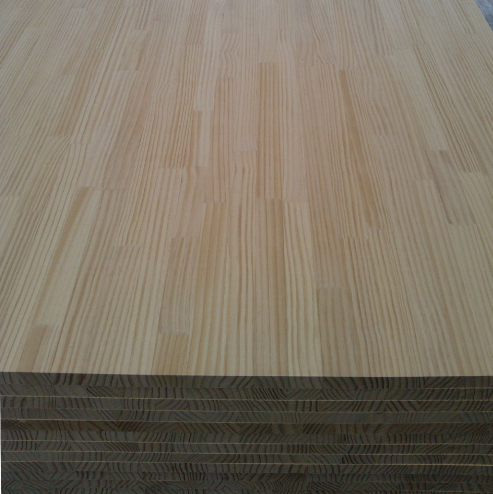 4 * 8 Feet Finger Jointed Laminated wood Board