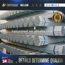round section mild steel pipe properties