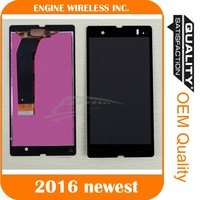 china mobile phone lcd manufacturer lcd touch screen for sony xperia z l36h