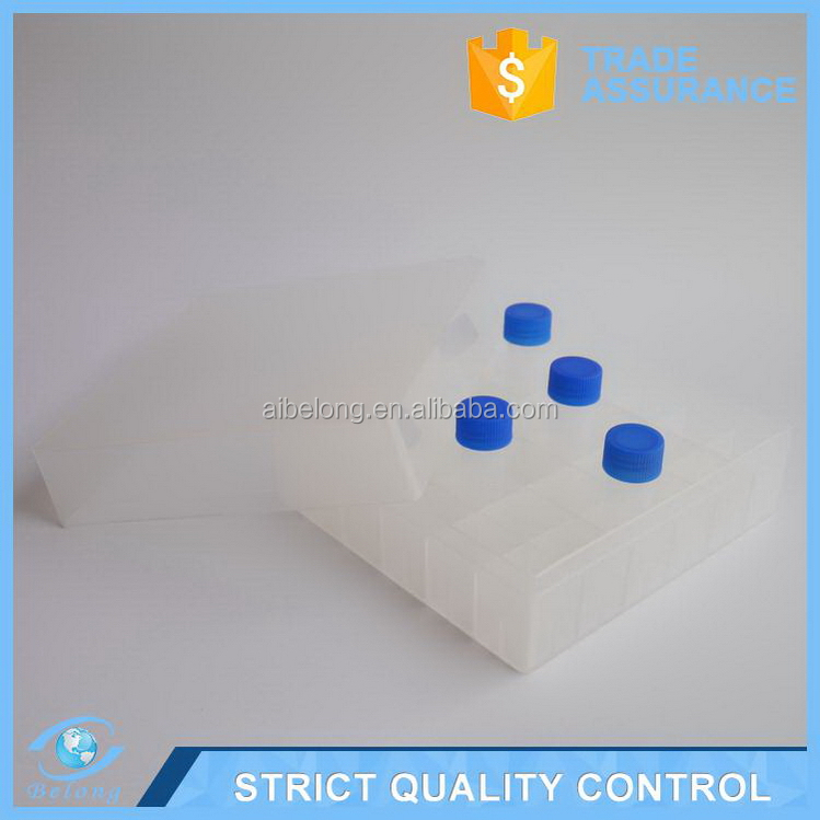 Top level cost price acrylic centrifuge tube rack