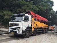 Used Pump Truck with Volvo Head, Putzmeister Concrete Pump Truck 42m for Sale