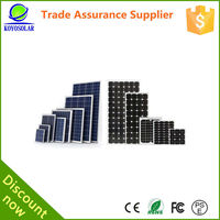 Polycrystalline Silicon Material and 1950*992*40mm Size photovoltaic solar PV panel
