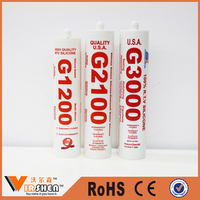 Asphalt rtv silicone sealant sparko waterproof sealant for bathroom