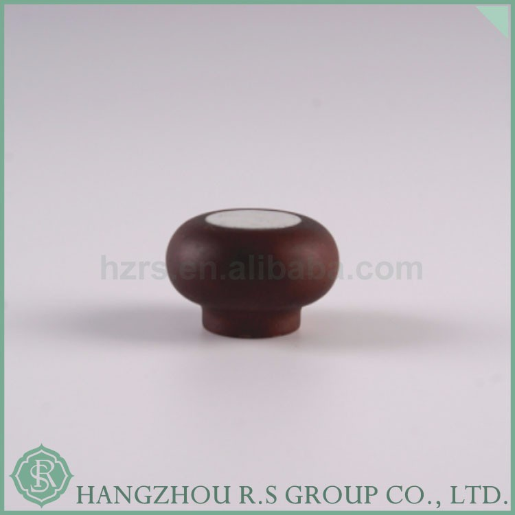 High Quality Wooden 100Ml Wooden Perfume Caps