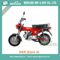 Quality hot selling with 50cc and 125cc sales homologue street motorcycle Dax (Euro 4)