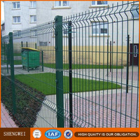 wire mesh fence specification