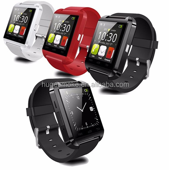 2016 Newest U8 Bluetooth Android Mobile/ Cell Phone Smart Watch