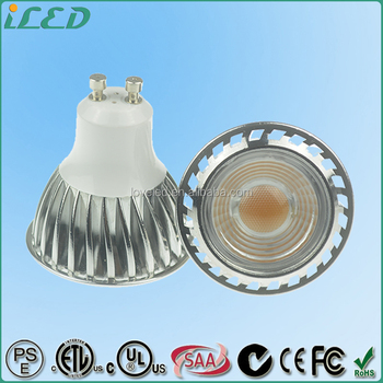Shenzhen Indoor LED Lighting GU10 220V AC 230V AC Mini Bulb Light Led 7W