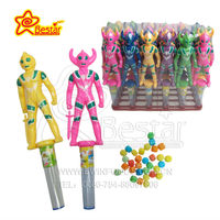 Bestar High Quality Soldier With Sword Toy Candy