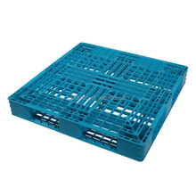 Heavy duty used plastic pallet