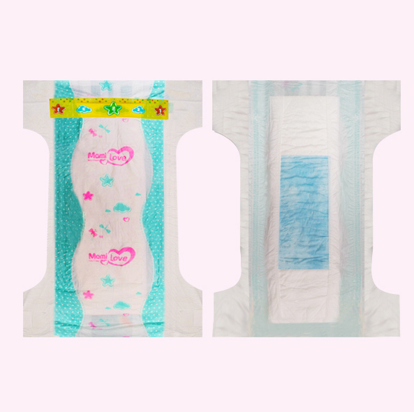 Non-woven Sheets Mami Love Baby Diaper