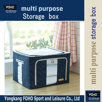 CL0044 Utility cheap oxford fabric multipurpose shoe storage box