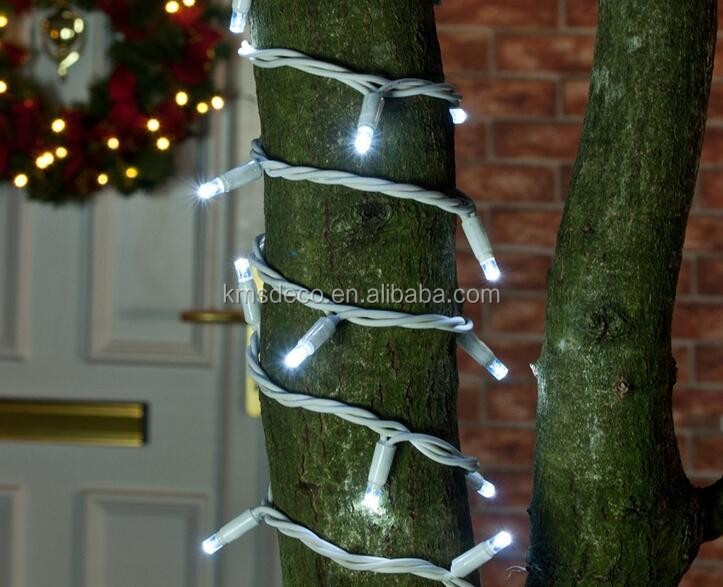 AAA Quality outdoor led christmas light/rubber led christmas icicle light