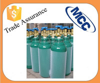 Trade Assurance Product of ISO9809 10L dia 152mm Seamless steel medical gas cylinder