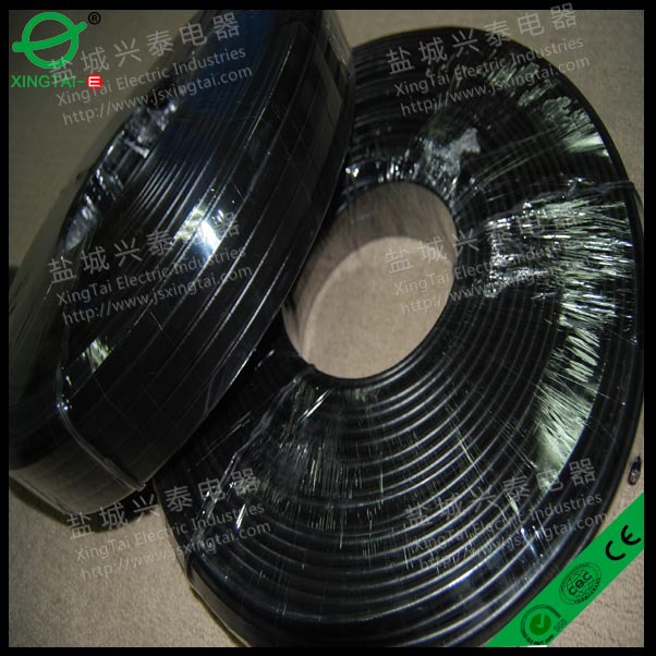 industrial pipe snowmelt Self-regulated heating cable