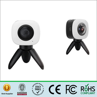 360 Degree Mini Sports Action Camera 360 Panoramic DV VR WIFI Camera Camcorder
