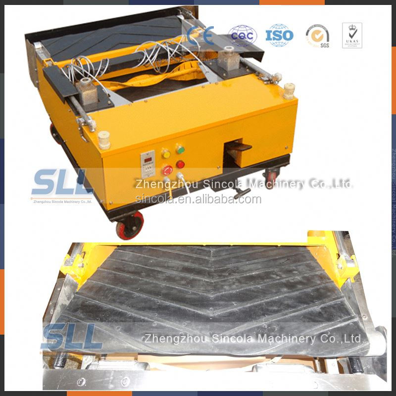 Simple structure automatic spray plastering machine