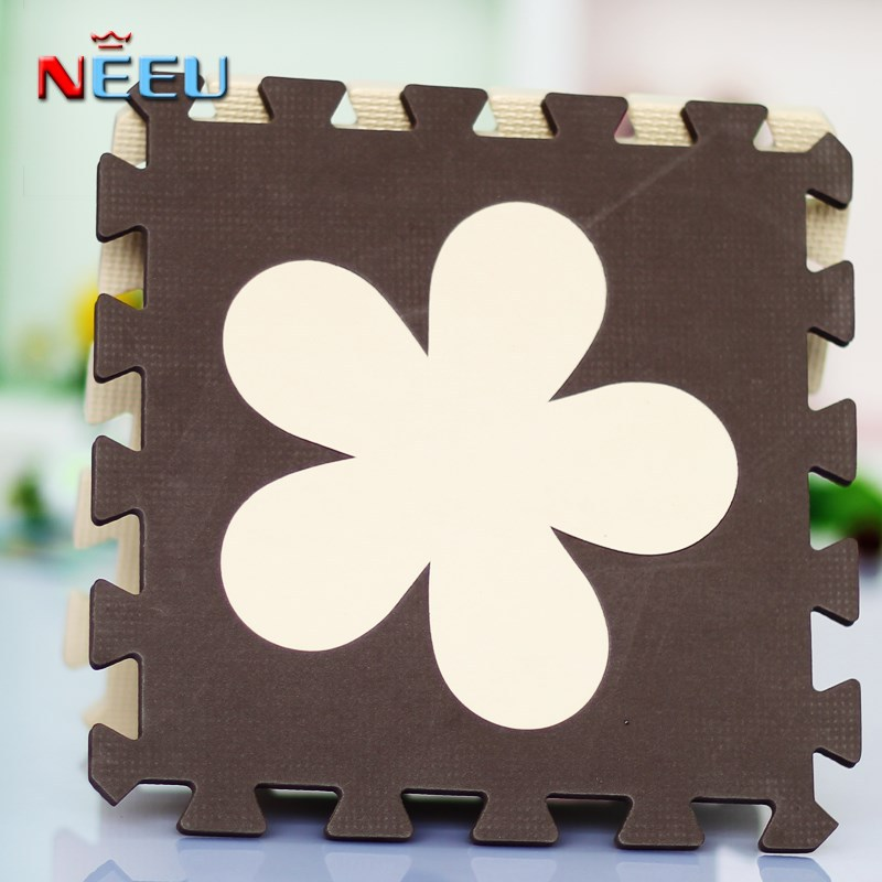 eva foam jigsaw interlocking tiles for baby playing toys