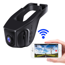 2018 Hot Selling alibaba.com in russian HDMI Out 1080P Hidden Universal Wifi Car DVR