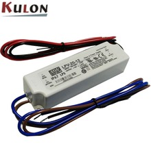Mean Well 12V LPV-20-12 ip67 waterproof electronic 20w led driver