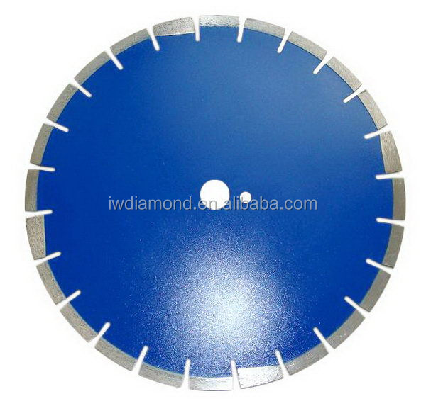 Top quality most popular saw blade for asphalt cutter
