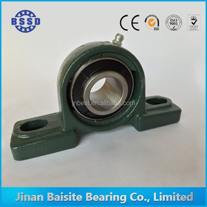 intermediate bearing ucp205 pillow block bearing