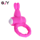 High quality vibrator cock ring for adult joy