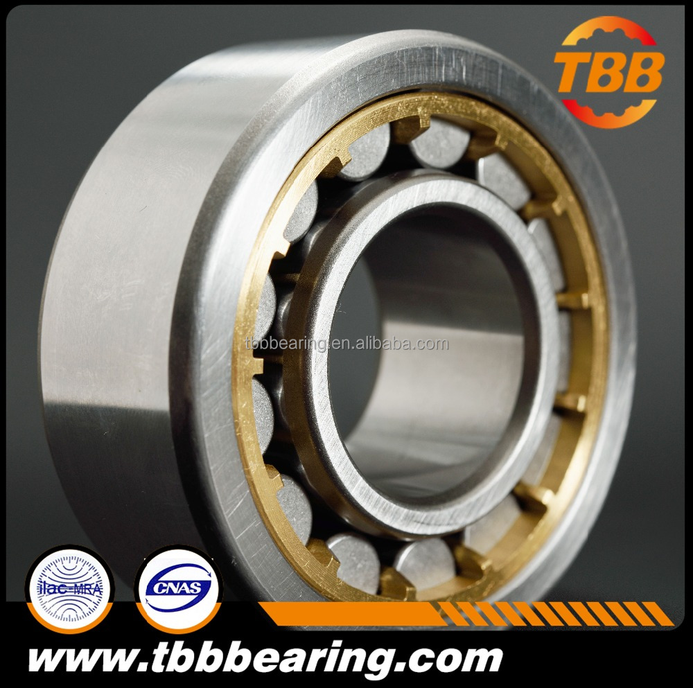 NO.1 sales single row Cylindrical roller bearing with full sizes
