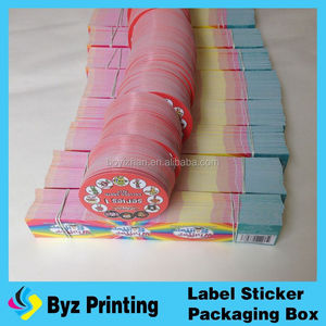 SMALL CORRUGATED NURSING CARE PACKAGING BOX FOR KIDS