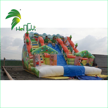 Hot Newest Popular Custom Funny Inflatable Water Slide for Kids and Adults