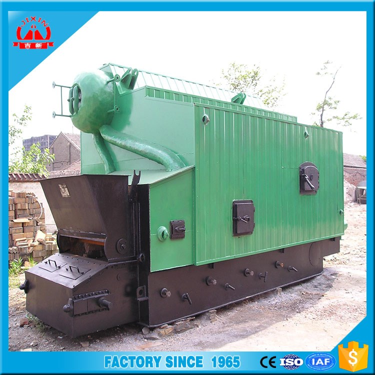 DZL horizontal coal fired boiler for dairy product