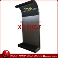 Guangdong Manufacture New Design One inch Peg Display Rack For Hanging