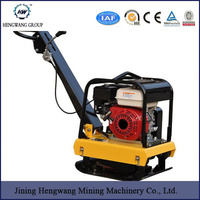 HONDA Gasoline Asphalt Electric Vibrating Plate Compactor For Sell